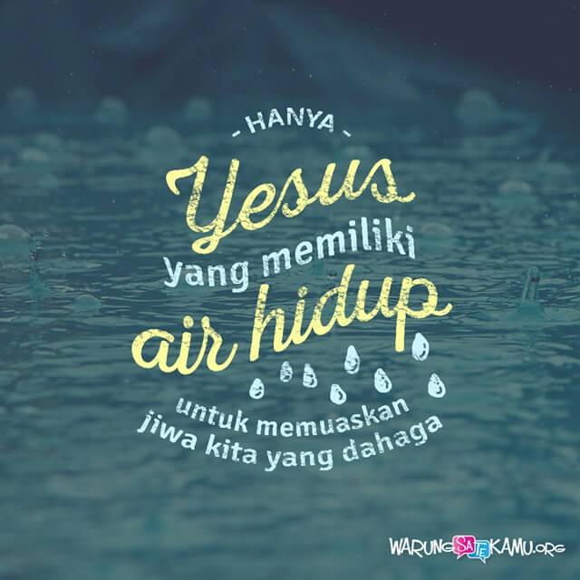 Air dan Kehidupan
