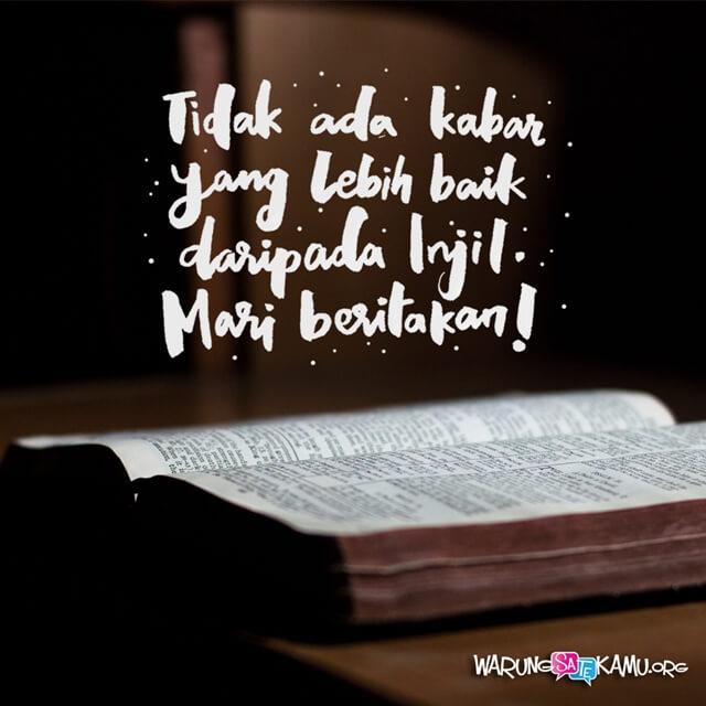 Injil yang Viral