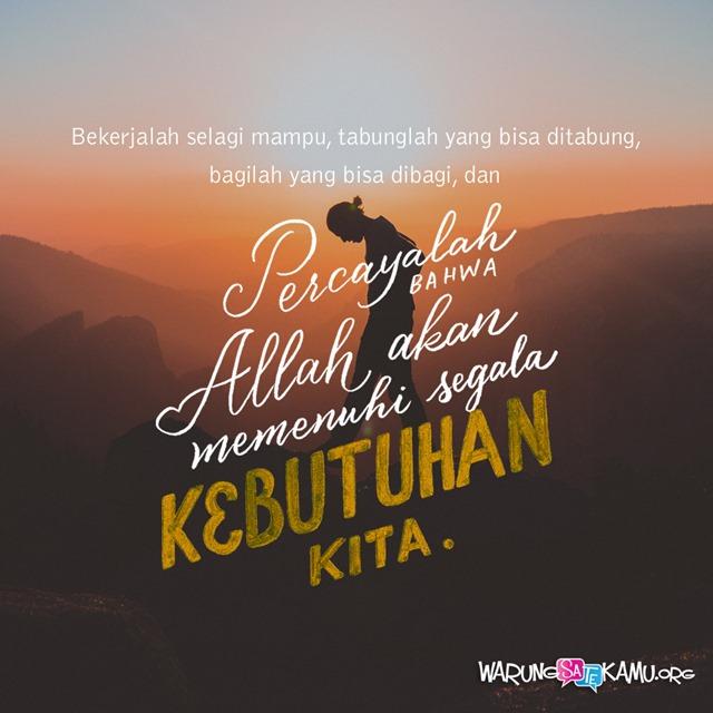 Allah Memelihara Kita