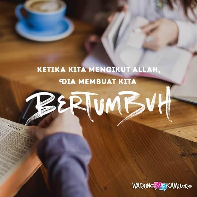 Berakar dalam Allah