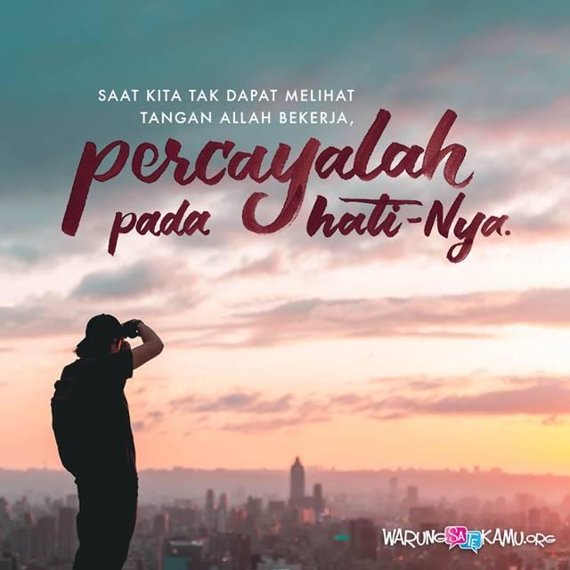 Doa Kita dan Waktu Allah