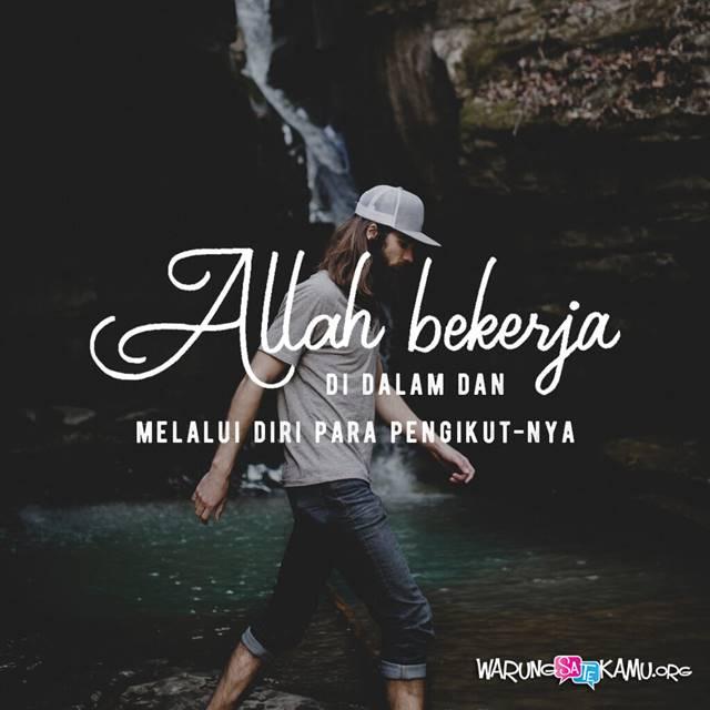 Allah Bekerja
