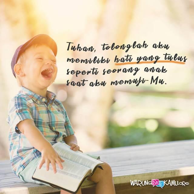 Dari Mulut Bayi-Bayi