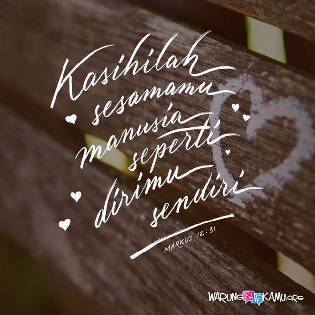 Kasih yang Melampaui Batas