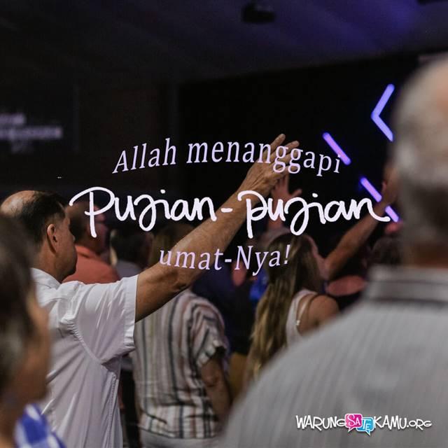 Saat Kita Memuji