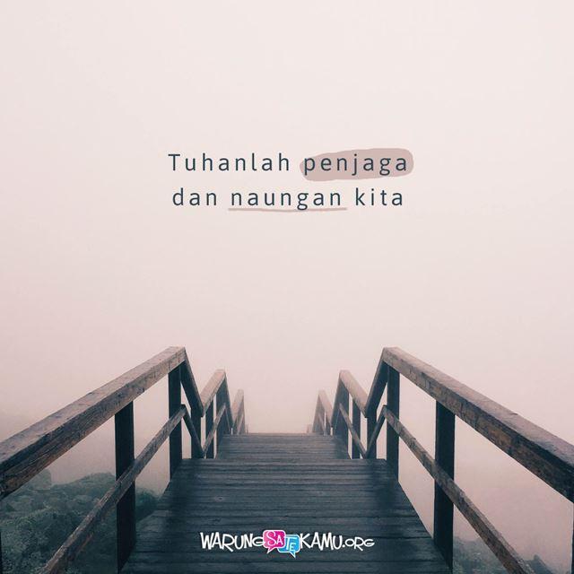Dalam Penjagaan Allah