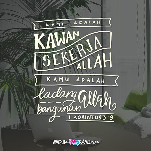 Bekerja Bersama Allah
