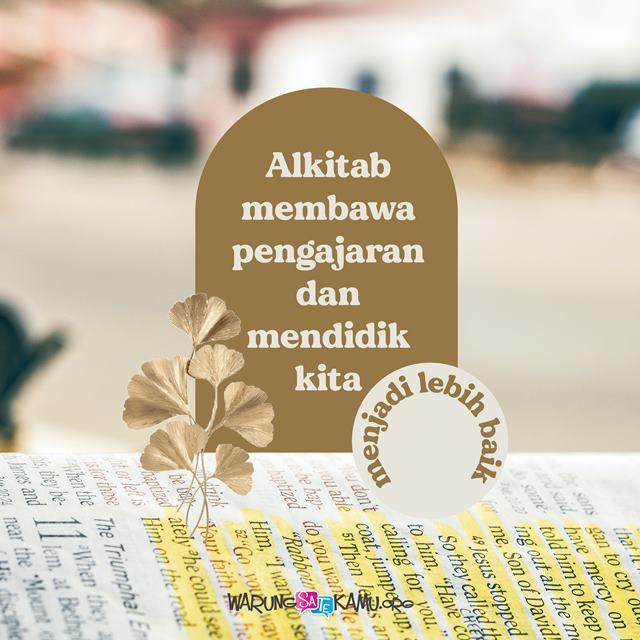 Menikmati Alkitab
