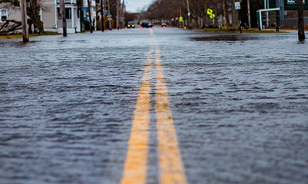 Ketika Banjir Melanda