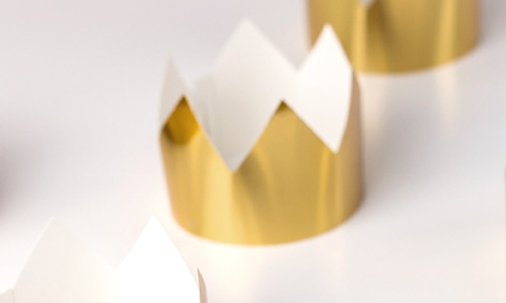 Mahkota Kertas